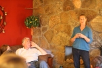 Kim Anderson presents on her recent trip to the Dominican Republic