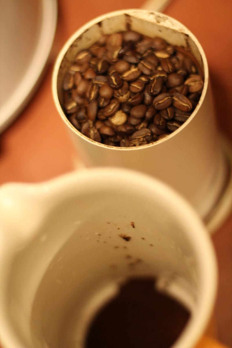 Free Trade Coffee