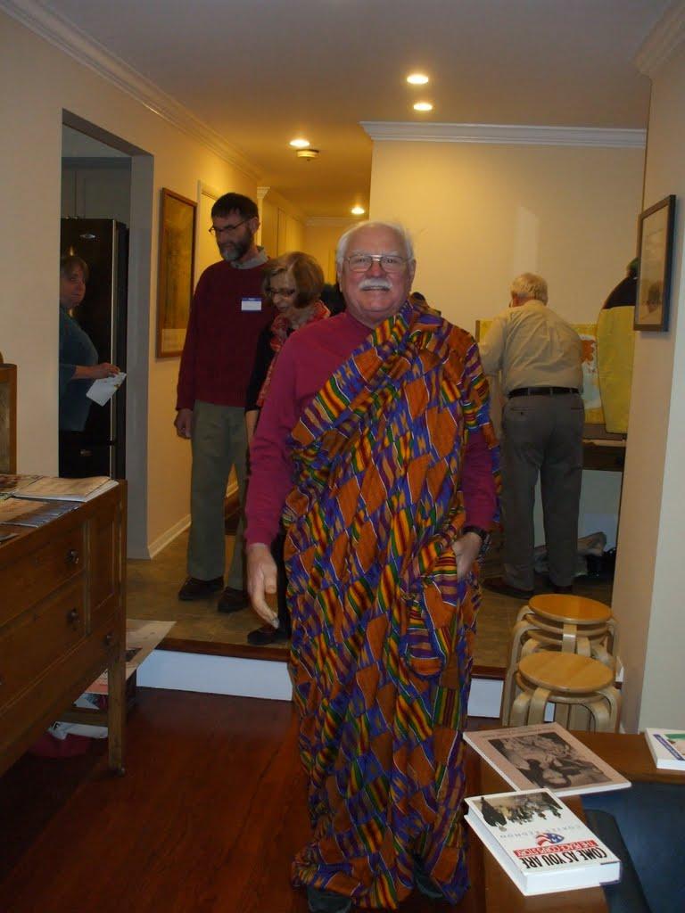 RPCVs of NENY celebrate Peace Corps' 50th Birthday in Albany, NY
