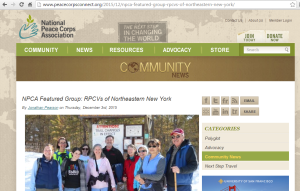 NPCA Featured Group