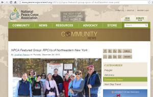 NPCA Featured Group
